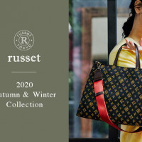 russet 2020 Autumn & Winter Collection がスタート!
