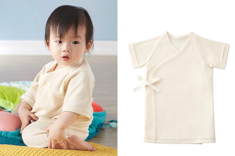 939bfc27ec12f タカシマヤ] シルク混肌着新生児期でも予防接種などおでかけすることも多く、紫外線が赤ちゃんのうちから気になるところ。天然素材 で最もUV遮蔽率の高いシルク。